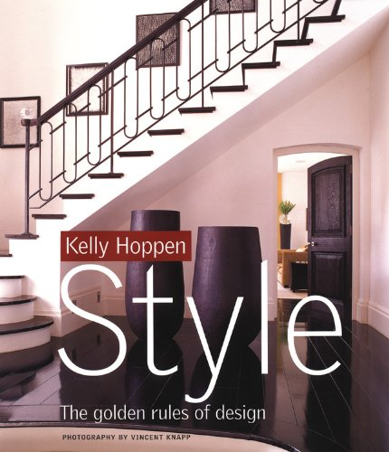 Kelly Hoppen Style: The Golden Rules of Design [PB]